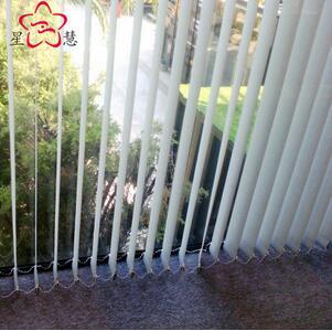 垂直帘竖百叶窗帘办公室阳台写字楼防晒遮阳遮光