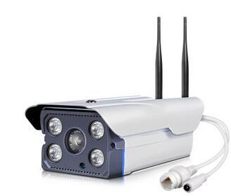 VR高清家用无线wifi 插卡红外夜视手机监控