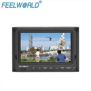FPV5A 富威德航拍监视器自置接收器