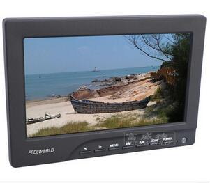 首款1000流明 7寸FPV航拍监视器