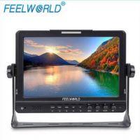 富威德10寸全接口带HDMI/SDI 高清摄影导演监视器FW1018S一件代发