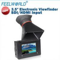 富威德 高清SDI/hdmi广播级EVF专业摄影摄像电子取景器S-350