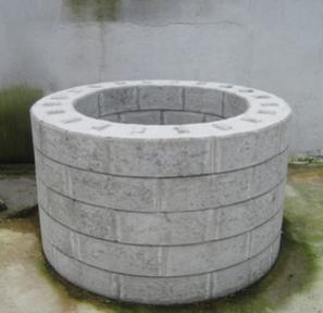 窨井生产设备/混凝土模块式排水检查井生产设备/井壁墙体模块砖机