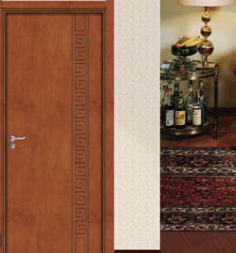 厂家直销室内门实木复合烤漆门 生态环保隔音木门卧室套装门订制
