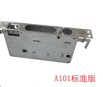 A101热销款技德副锁不锈钢门锁插销锁具防盗门双开对开非中控插销