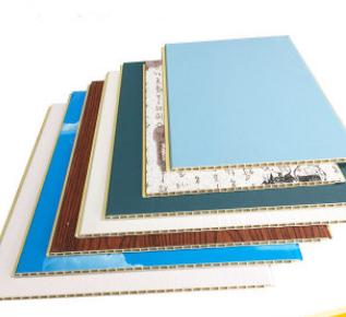 厂家直销 竹木纤维板 400-8v缝墙板 环保木塑集成墙板