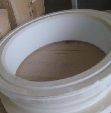 厂家直销氧化铝陶瓷 加工定制固定用精密陶瓷件 特种陶瓷环陶瓷管