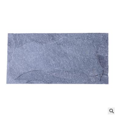 厂家直销文化石 黑色蘑菇石外墙 青石板蘑菇石