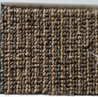 办公室拼接纯色方块地毯 50*50公分PVC底防潮地毯绿色 上海现货