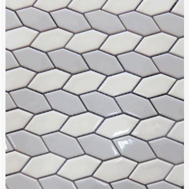 怡升异形六角陶瓷马赛克瓷砖3D背景墙瓷砖厨房浴室墙砖厂家直销