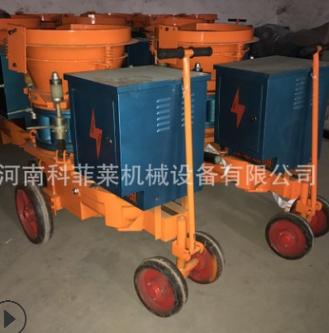 科菲莱厂家供应双液压注浆机 双缸活塞式注浆泵 水泥砂浆喷涂机