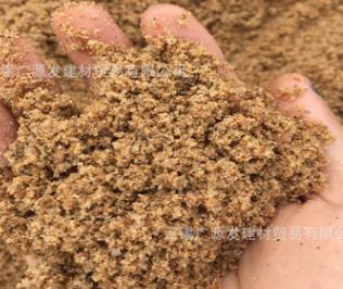 厂家供应 建筑黄沙 赣江沙 水泥沙 水洗河沙 砂浆粘合用沙