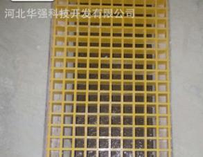 【厂家专供】 优质玻璃钢格栅地沟板 车间污水处理厂地沟板热卖