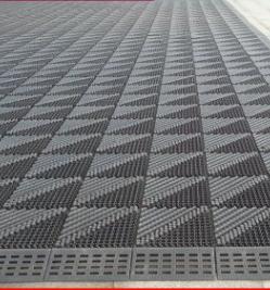 厂家直销三合一室外拼接地毯镂空除尘酒店门厅地垫门口组合防滑垫