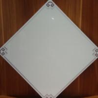 广州集成吊顶天花铝扣板厂家 厂家批发优质高档高边铝扣板300*300