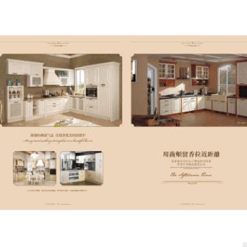 厂家直销 柏立旺 厨房整体定制 衣柜实木整体定制 整体实木橱柜