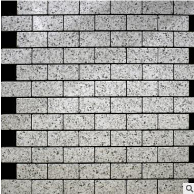 厂家直销高品质软包拼图金属马赛克加工正品优质欧式金属马赛克