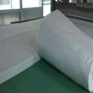 高纯型硅酸铝纤维毡一吨价格 开口窑硅酸铝针刺毯生产厂家