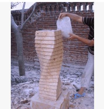 供应喷泉 大理石喷泉 花岗岩喷泉 人物喷泉 (图)