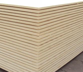 青春树多层胶合板 防水环保胶合板 装修用加厚杨木贴面板厂家直销