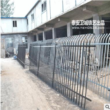 销售铁艺围墙 园林艺术专用围墙 铁艺围墙价格 防护安全围墙