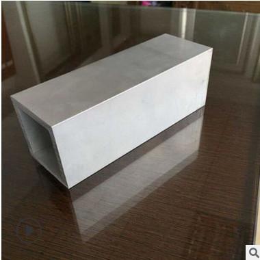 1060铝方管 6061铝方管 6063彩铝方管 益宏源 直销厂家