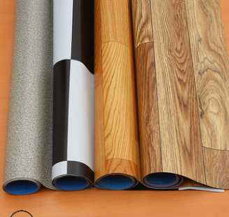 加厚塑料地板革家用PVC地板 塑胶地板纸防水防滑地胶地板贴 耐磨