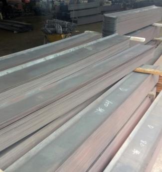3.0水钢板定制 镀锌防水耐磨预埋金属钢板建筑工程钢材止水钢板