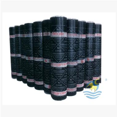 国标耐根穿刺自粘卷材 SBS改性沥青防水卷材 化学阻根/铜胎基