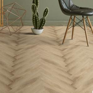 强化复合木地板 人字拼地板 拼花地板 服装店展厅商业空间工厂直
