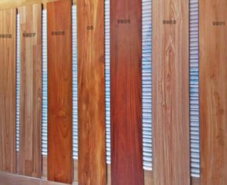厂家生产环保0.8复合木地板 正品全新7mm8mm强化复合 木地板