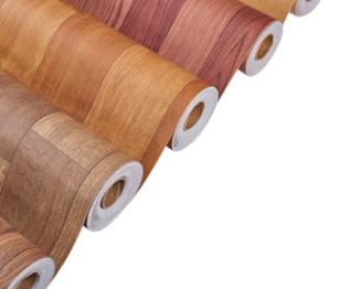 PVC地板革 加强耐磨防水防火地胶塑胶地板PVC地贴家用地板革批发