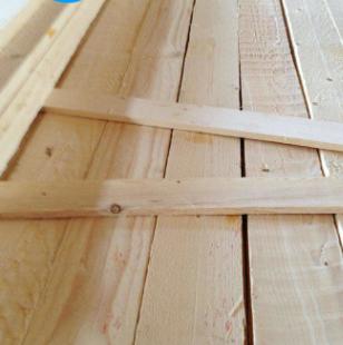 日照建筑木方批发 无节疤耐磨损建筑木方定制 北方木质材料加工