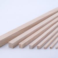 100cm长DIY手工木条 建筑模型材料 DIY建筑 桐木条 桐木棒 桐木方