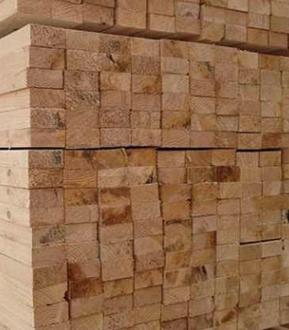 建筑木方3m4m工程建筑木材木方定制批发方木工地木方材料