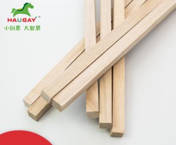 工厂货源 桐木条 方条 实木条 建筑沙盘模型制作diy手工材料 桐木