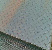 花纹板 H-Q235 柳钢