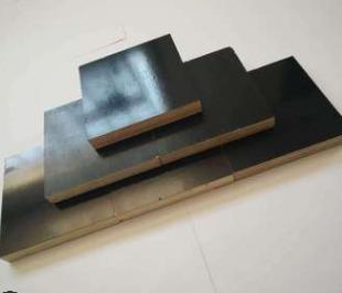 黑色木材 覆膜清水模板 建筑木质板材 杨木芯 胶合板厂家批发