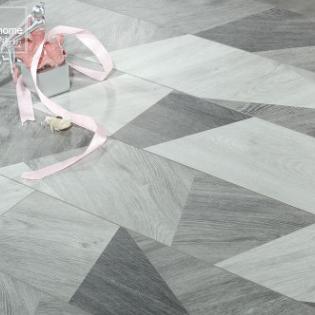 木地板强化复合耐磨防水个性灰色复古12MM金刚板北欧风格厂家直销