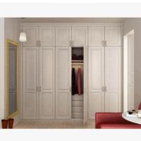 热销供应原木组合衣柜 家用衣柜 家居整体衣柜 时尚衣柜