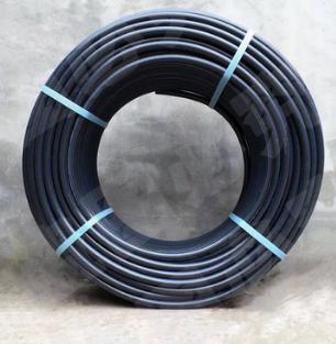 厂家直销pe给水盘管pe自来水管pe塑料管材1.6mpa