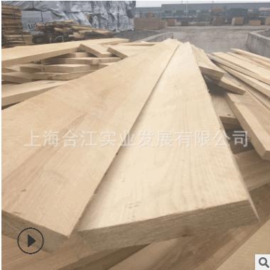 大量批发 俄罗斯桦木板材 桦木规格烘干板材 无结烘干家具级板材