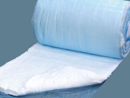 大棚轻钢别墅专用保温棉 耐高温吸音隔热棉 可复合铝箔新型材料