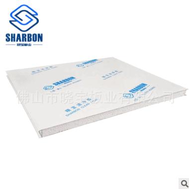 深圳夹芯板厂家生产 泡沫彩钢夹芯板 保温夹芯板泡沫板批发