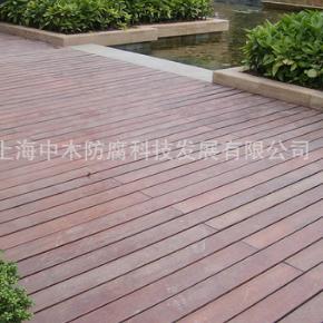防腐木实木地板厂家直销 可定制户外地板家装建材 户外防腐木地板