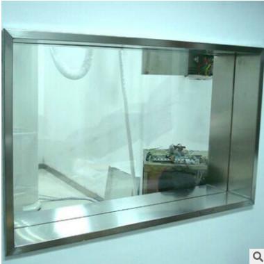 高铅玻璃窗ct室牙科射线 防护医用x射线铅玻璃观察窗 防护玻璃