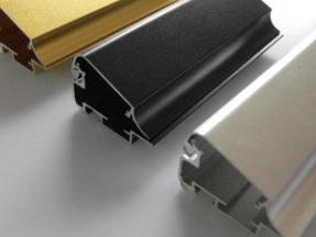 专业生产 开启式广告灯箱边框铝型材 led广告灯箱铝边框 质优价廉