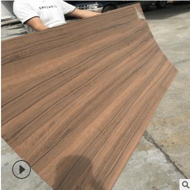 仿台湾科定木饰面板KD免漆板涂装板背景墙装饰护墙板家具柜科技木