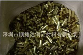 首饰戒指装饰品薄壁黄铜管 H65/H62精密黄铜管 无毛刺切割黄铜管