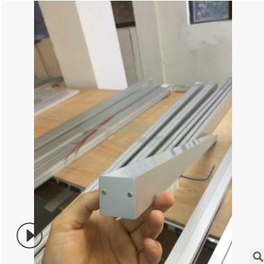 40宽方通灯led长条灯铝方通吊顶专用可低价定做长度随意